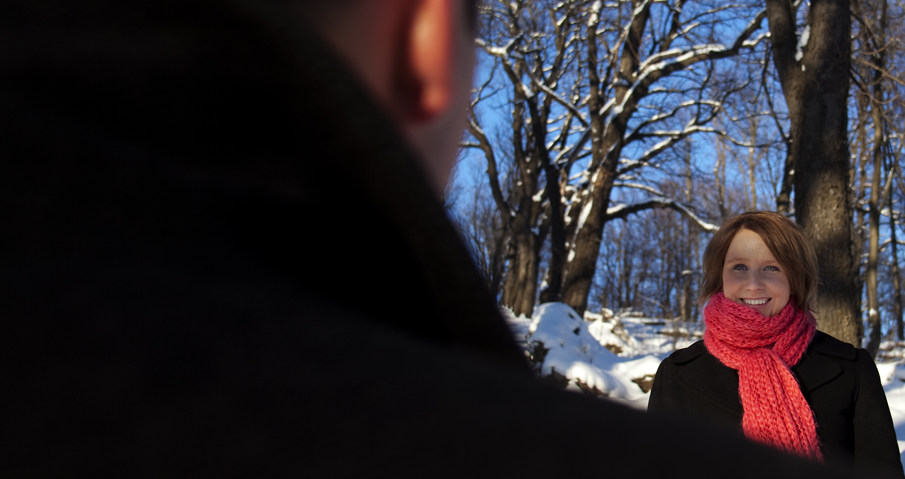 Winter Photography Edinburgh
