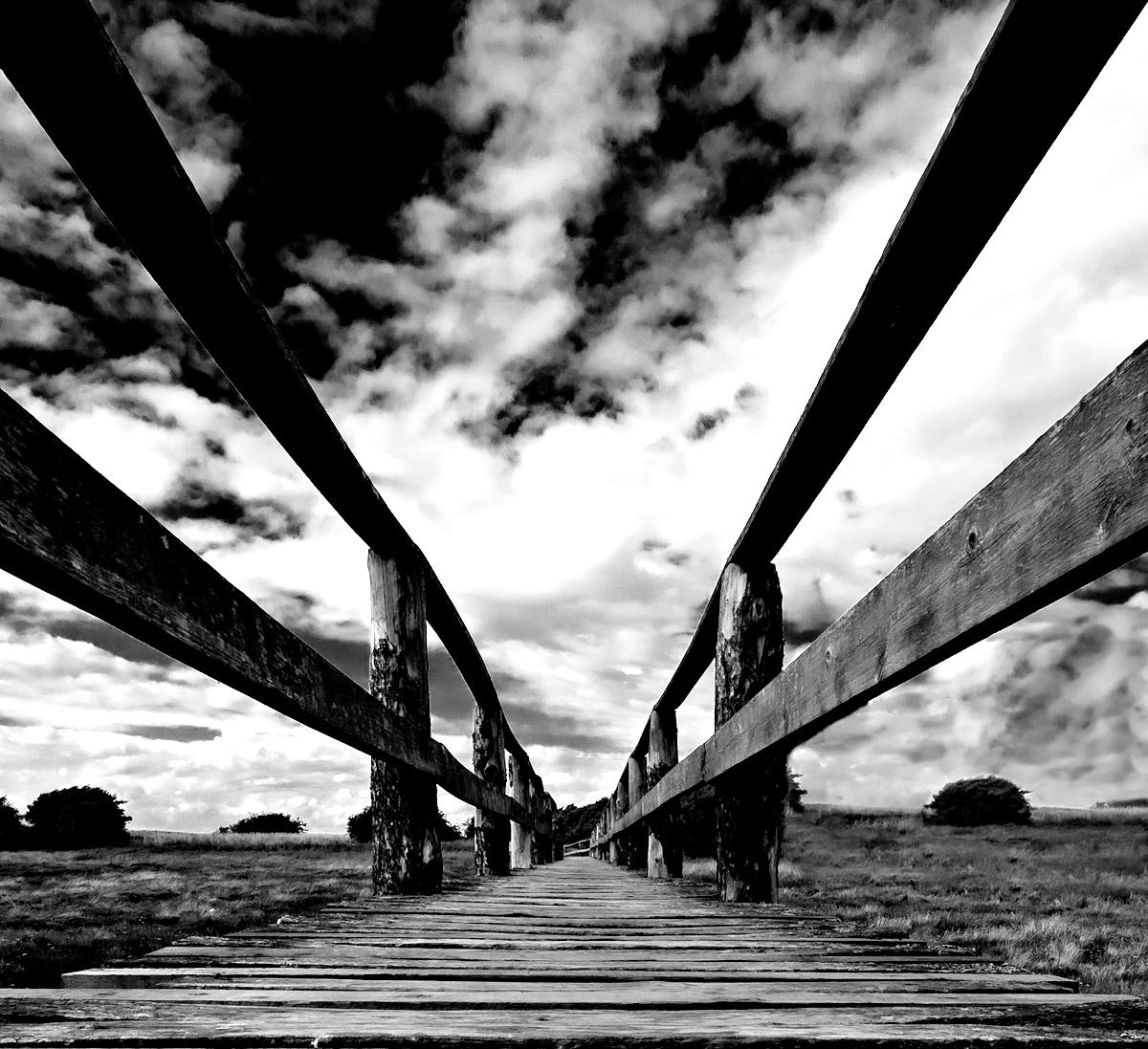 Aberlady, bridge, near Edinburgh