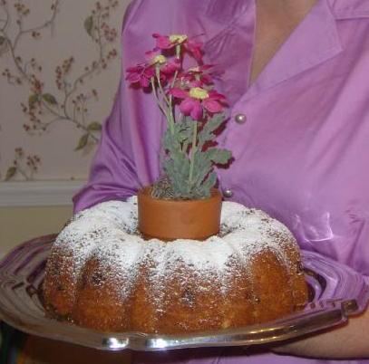 My Big Fat Greek Wedding Bundt Cake 3