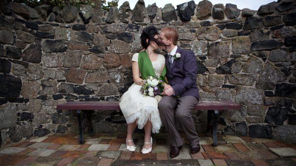 Windy Aberlady Wedding