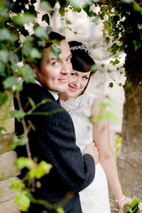 One of the March wedding stories at Channings Hotel in Edinburgh