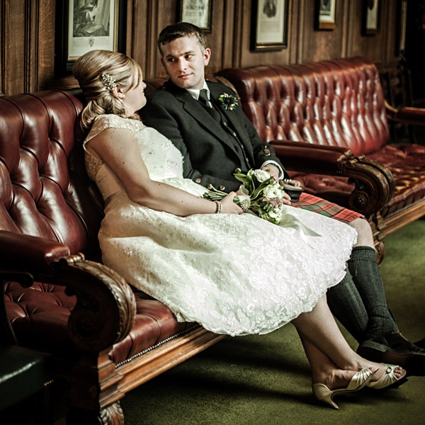 Wedding at Royal College of Physicians of Edinburgh