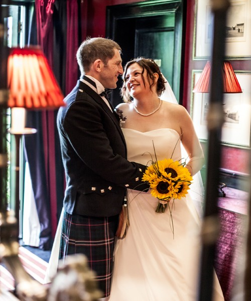 The romance of the Prestonfield House Hotel