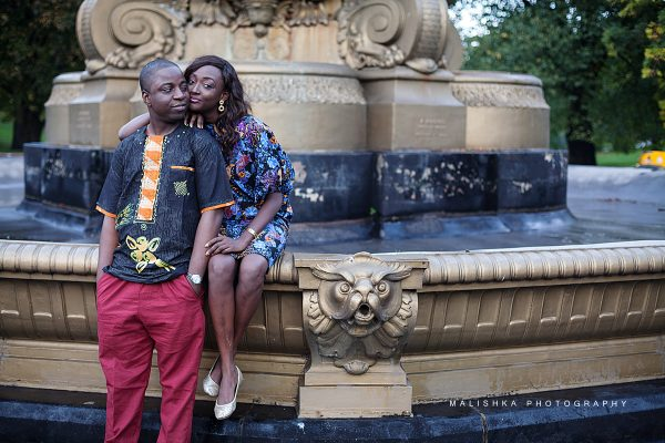 Edinburgh couple photo session