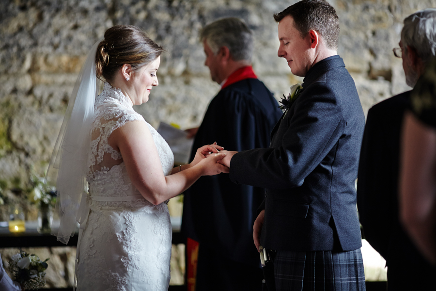 Inchcolm Island wedding photos
