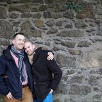 same-sex couple photography Edinburgh