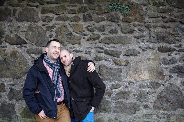 Calton Hill,Edinburgh couple photo session