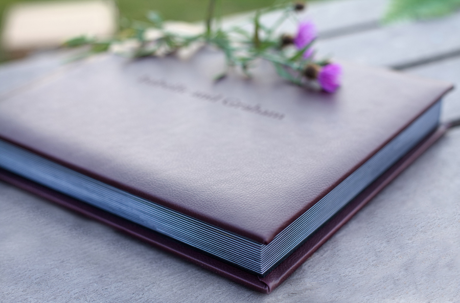 Fantastic timeless wedding albums