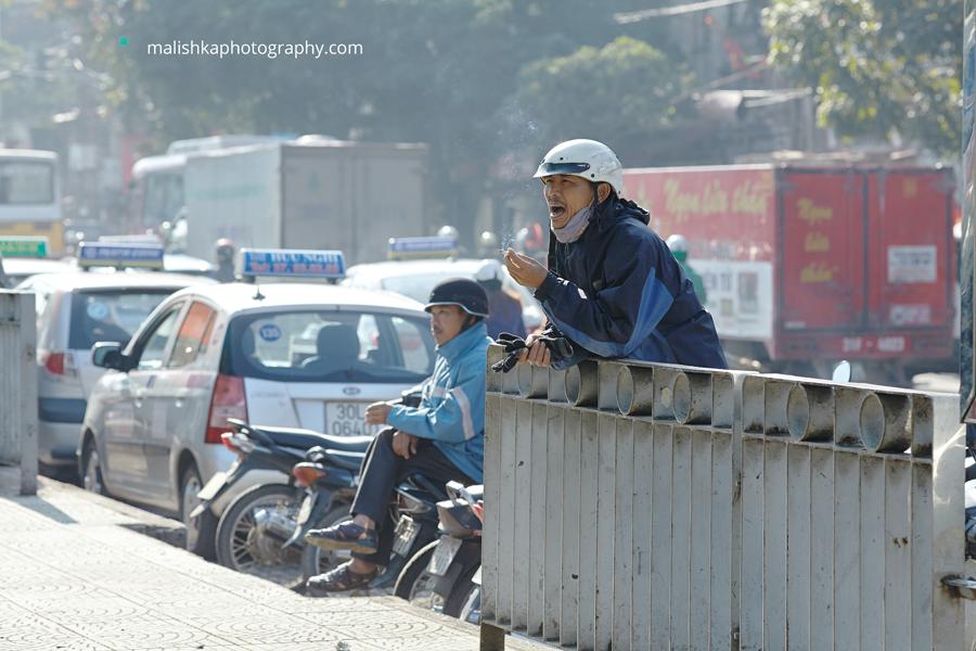 Street photography from Vietnam