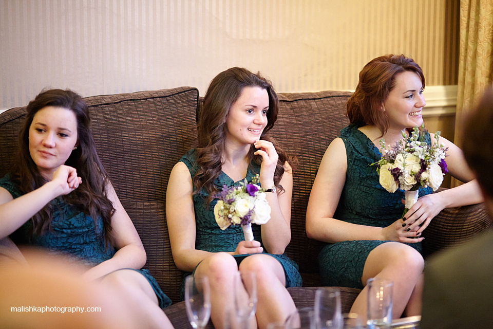 Wedding at Bruntsfield Hotel in Edinburgh