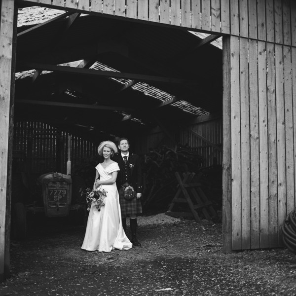 Kirknewton Stables wedding
