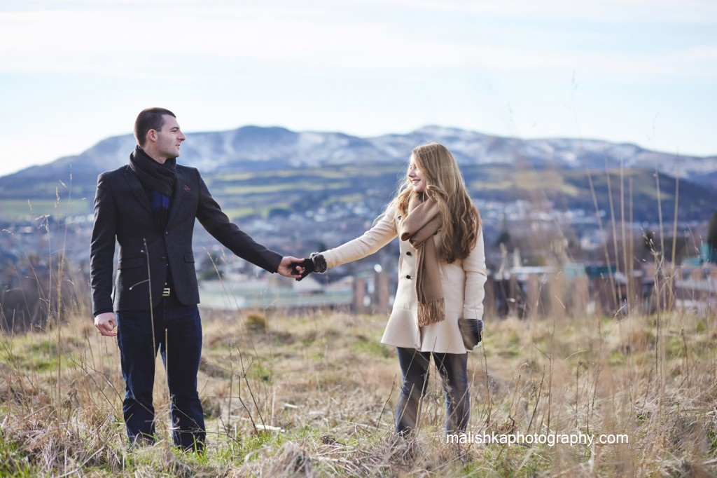 Edinburgh portrait and wedding photographer