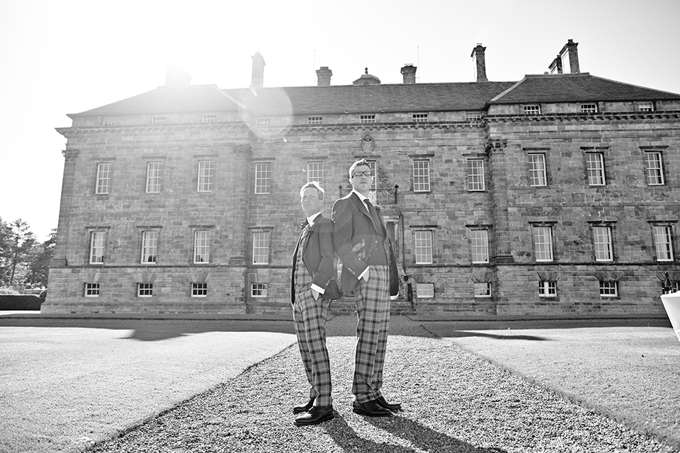 Kinross House wedding photographer
