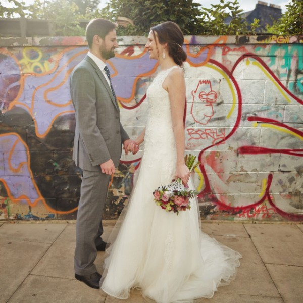 Teviot Row House Wedding