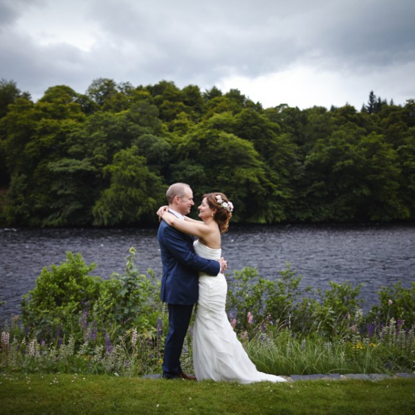 Wedding at Eastwood House Dunkeld