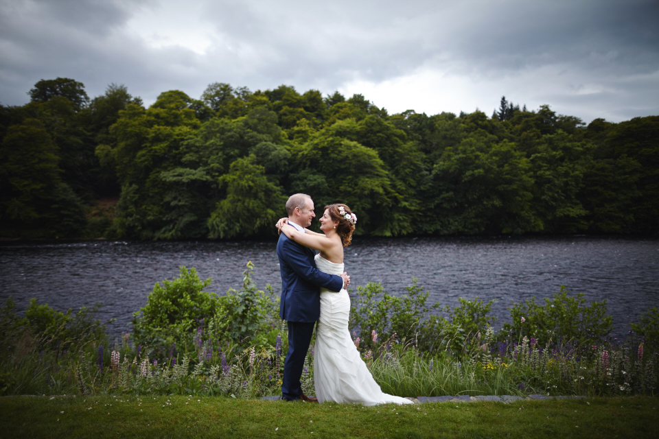 Wedding at Eastwood House Dunkeld