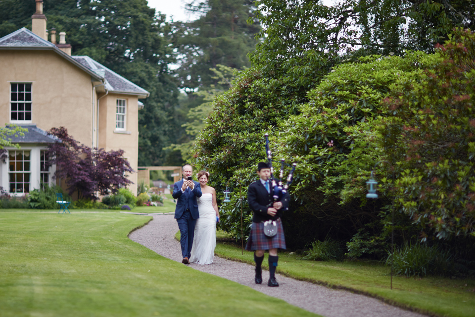 Eastwood House Wedding