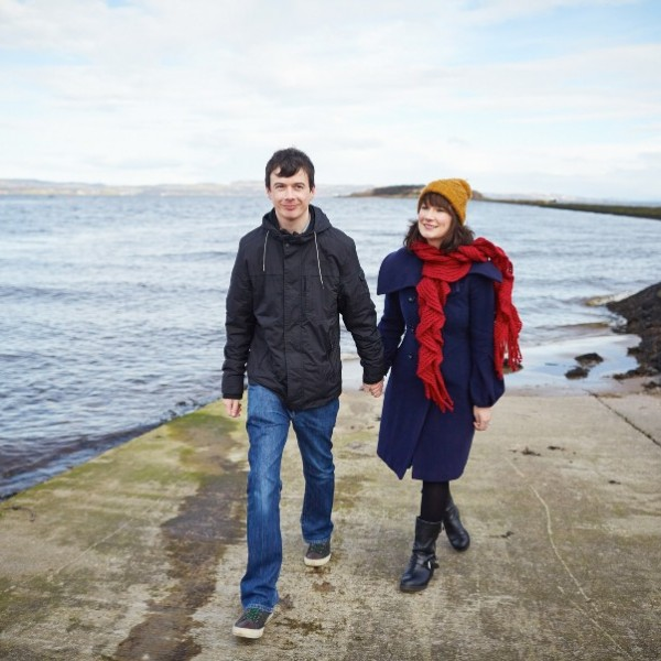 Cramond couple photo session