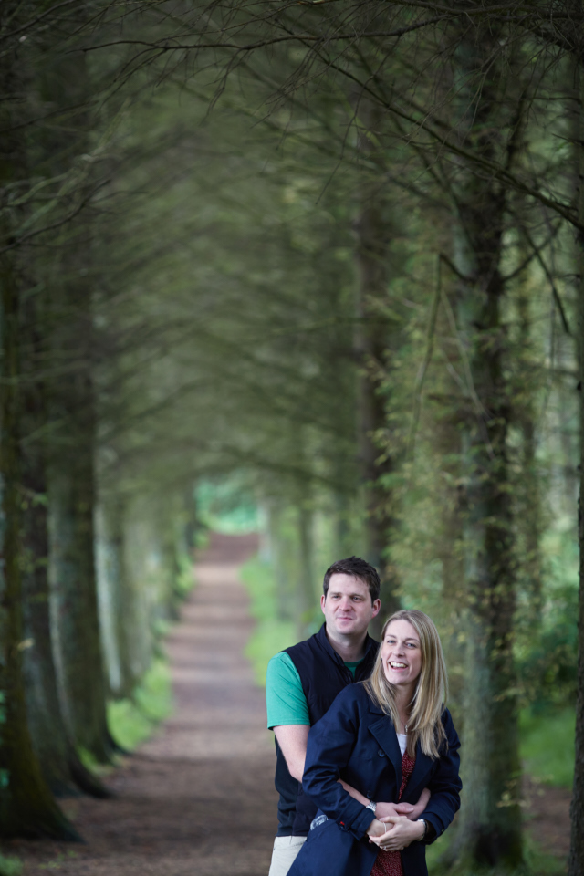 Beecraigs Country Park couple session
