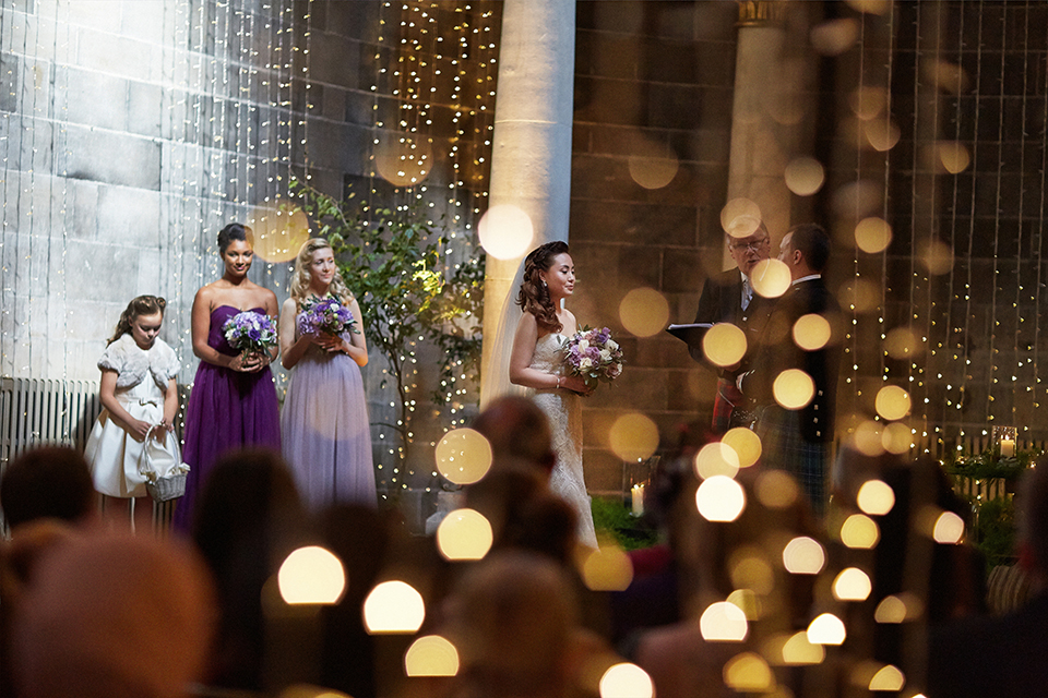 Mansfield Traquair bride