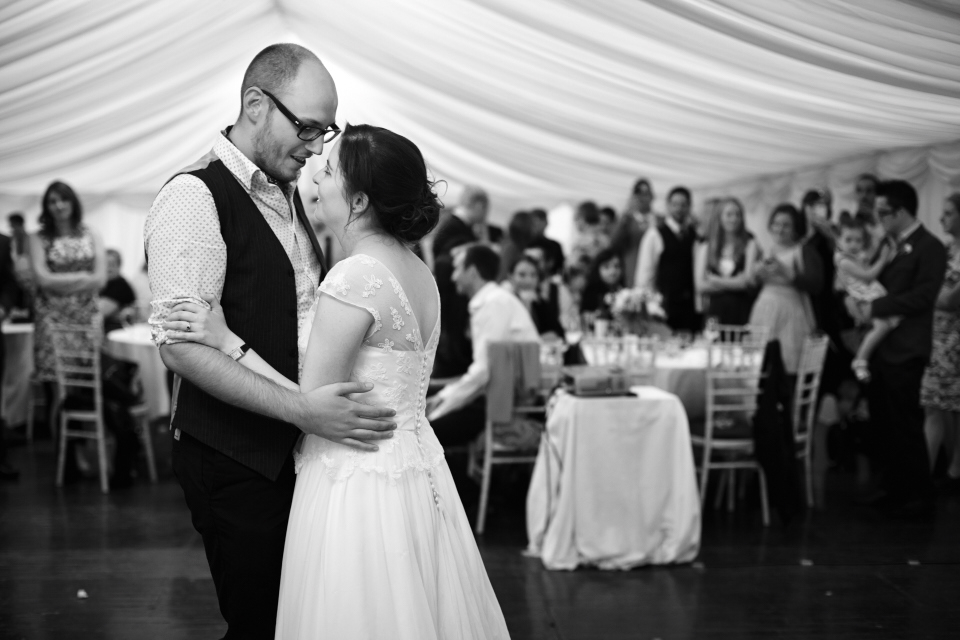 Traquair House first dance