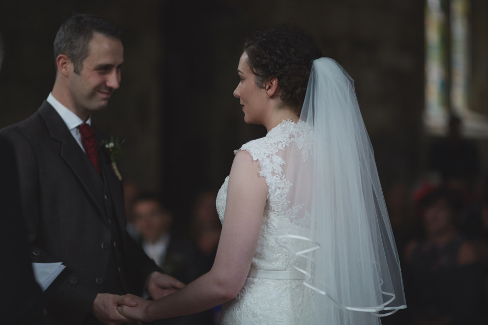 documentary wedding photographers Scotland