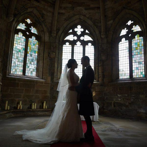 Seton Chapel and North Berwick Macdonald Marine Hotel wedding