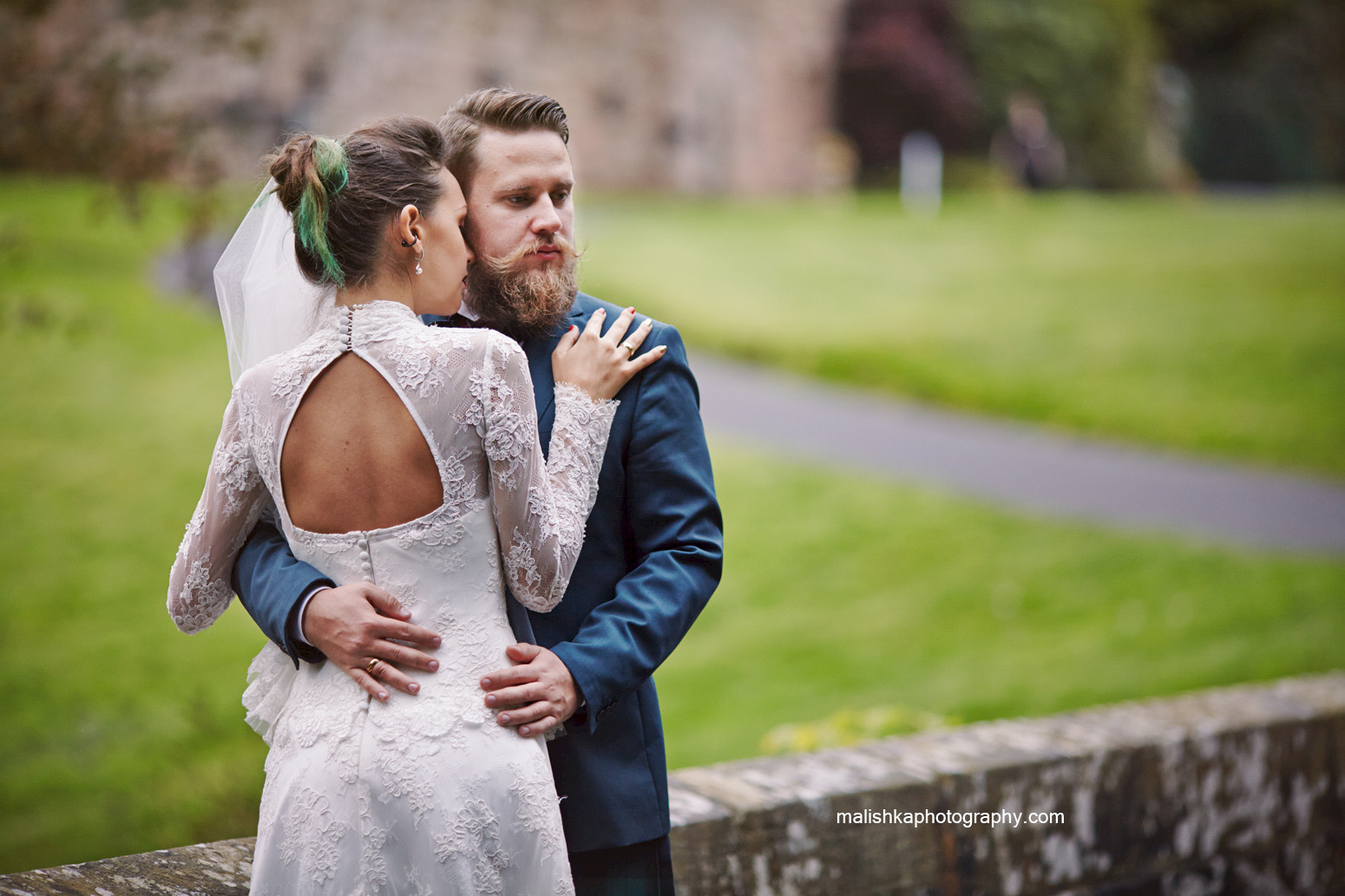 Dalhousie Castle wedding photographer