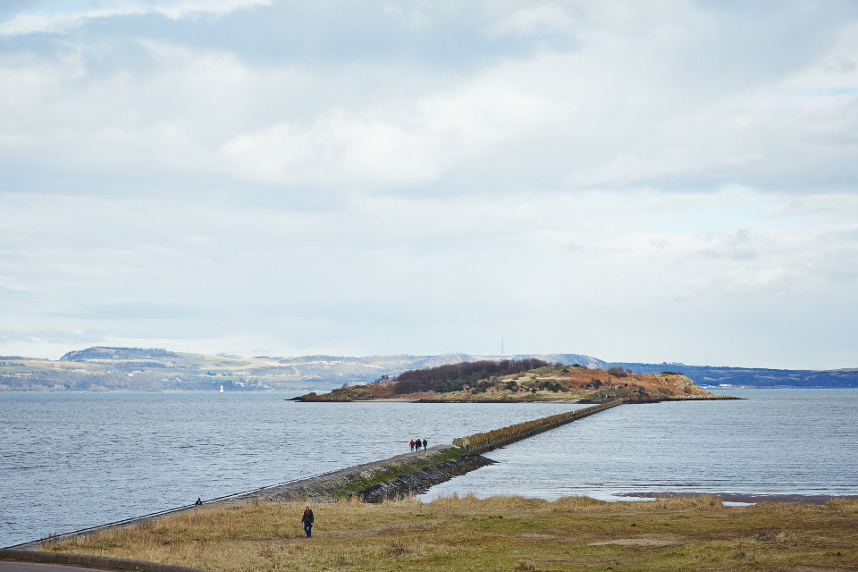 Cramond Island photos