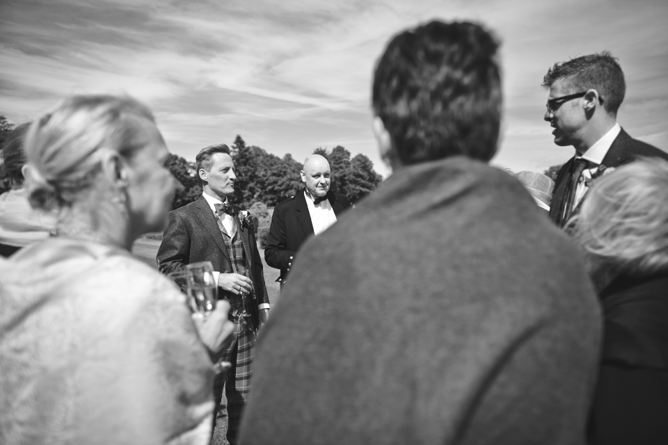 gay wedding in Scotland